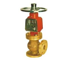 铜角式氧气阀