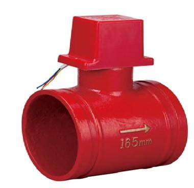 沟槽水流指示器